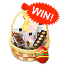 Win a Luxury Easter Bunny Basket from Hotel Chocolat