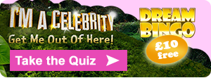 bunnybingo im a celebrity get me out of here quiz