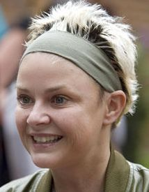 gail porter in i'm a celebrity get me out of here
