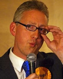 lembit opik in I'm a Celebrity Get Me Out Of Here
