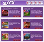 virgin bingo slots